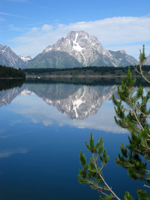 Mt. Moran Teton National Park