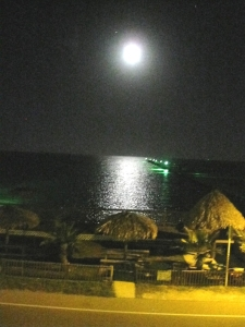 Rising Moon @ Rockport