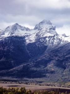 Cold & Foreboding Grand Teton